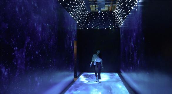 多媒体艺术_多媒体展厅_ar大屏互动_ar名画_ar动物世界_电子互动触摸墙_妙果
